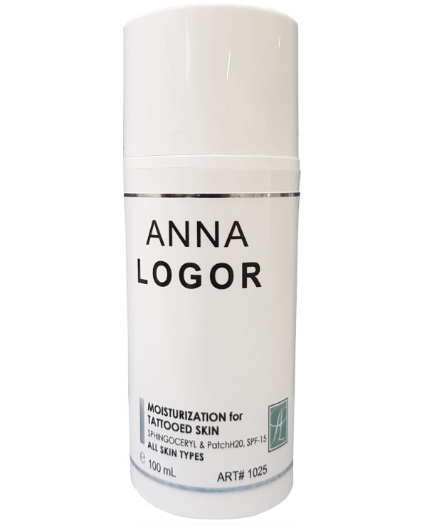Anna Logor - Moisturizing cream for tattooed skin Moisturization for Tattooed Skin