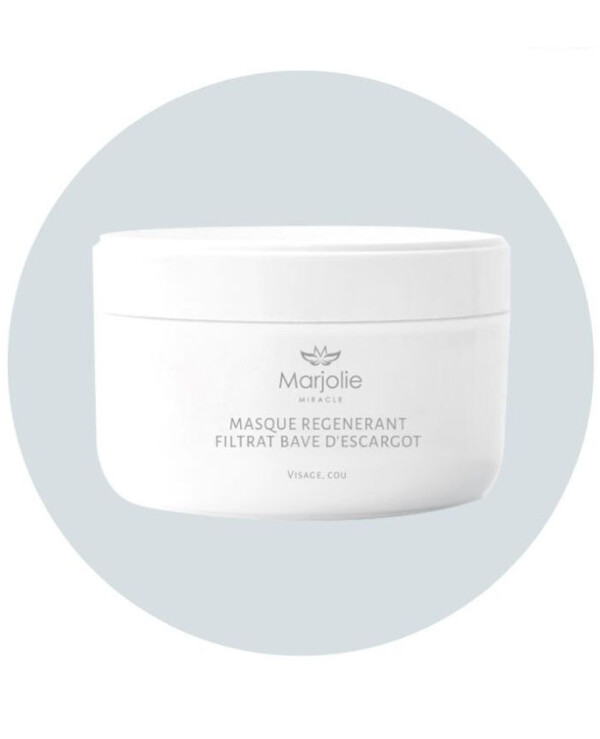 Marjolie - Mask regenerating with snail secretion filtrate Masque Regenerant
