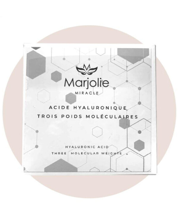 Marjolie - Hyaluronic acid Acide Hyaluronique 0.6ml * 30pcs