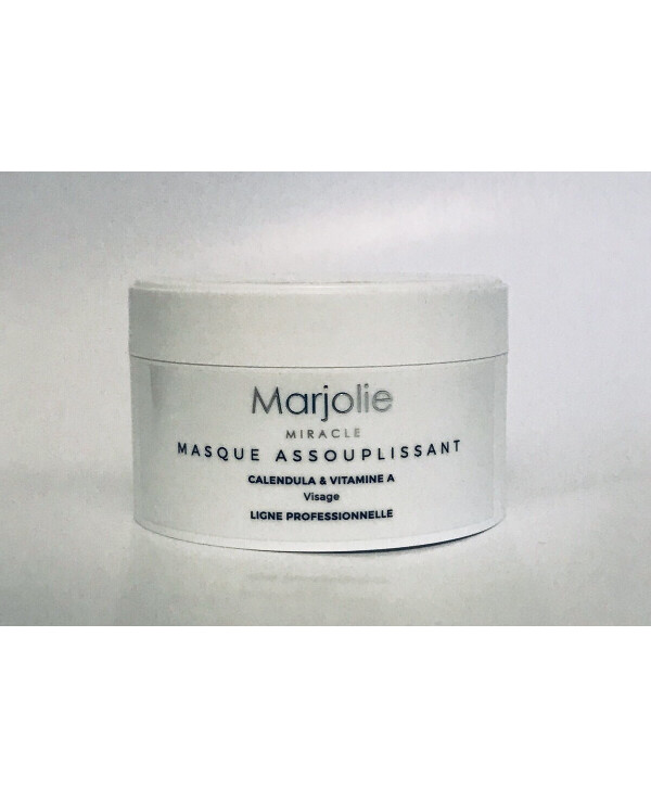 Marjolie - Mask loosening Calendula and Vitamin A Masque Assouplissant