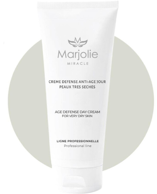 Marjolie - Anti-aging cream for very dry skin Age Defense Day Cream