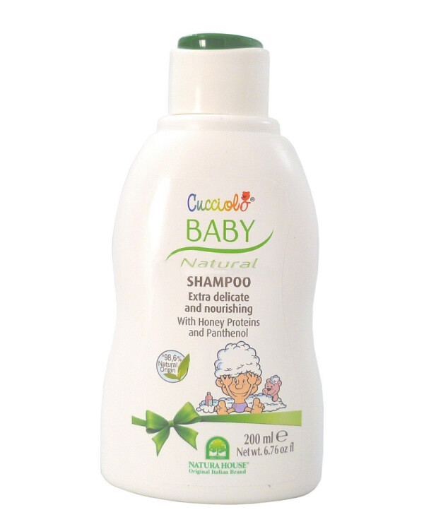 Natura House - Shampoo for children Cucciolo Baby Shampoo