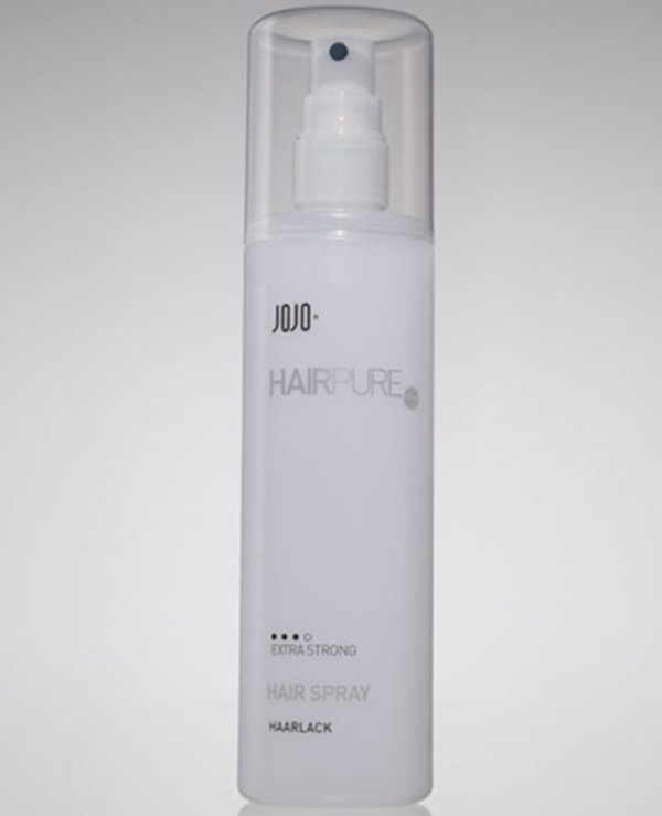 JOJO - Varnish spray for hair strong hold Extra Strong Hair Spray