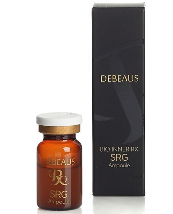 Debeaus - Ultra anti-aging moisturizing serum with peptides Bio Inner RX SRG Ampoule 6ml