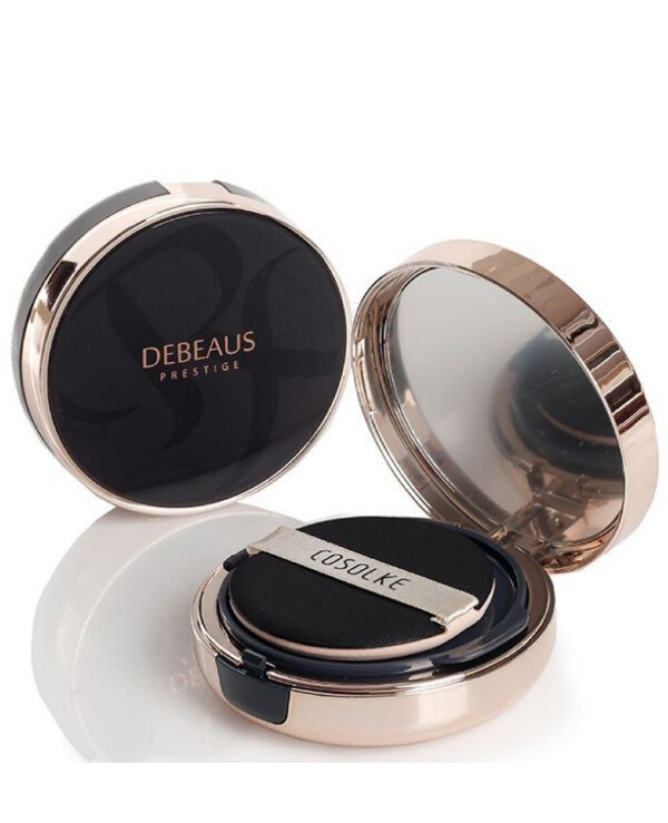 Debeaus - Intensive BB cream cushion with double protection against SPF 50 + Bio Inner Rx Srg Cushion 15 g * 2