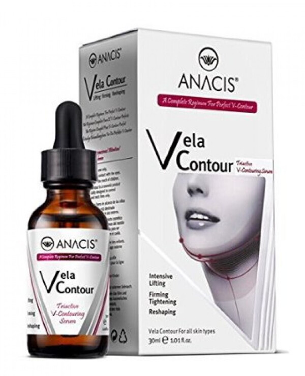 Anacis - Lipolytic face contour serum Vela Countur V Contoring Serum
