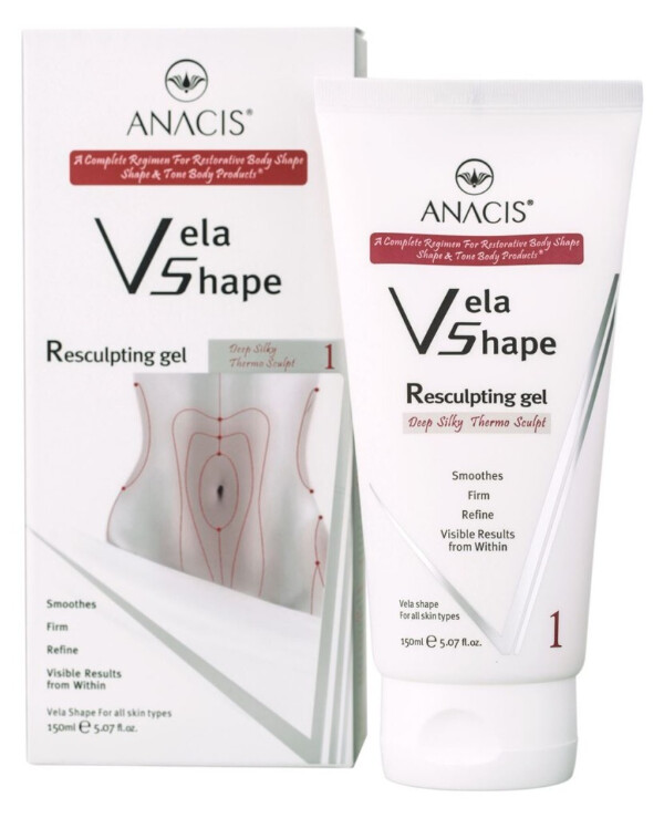 Anacis - Corrective lipolytic thermogel Vela Shape Resculpting Gel