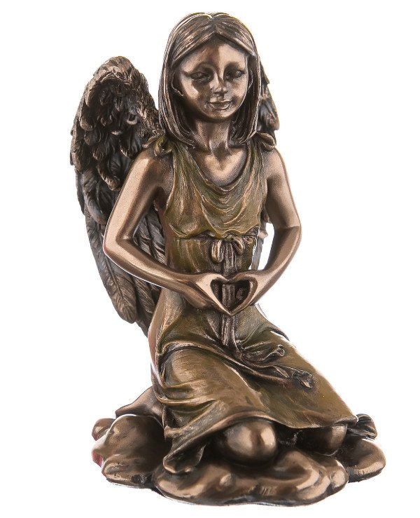 Veronese - Small angel statuette (10 cm) Little angel