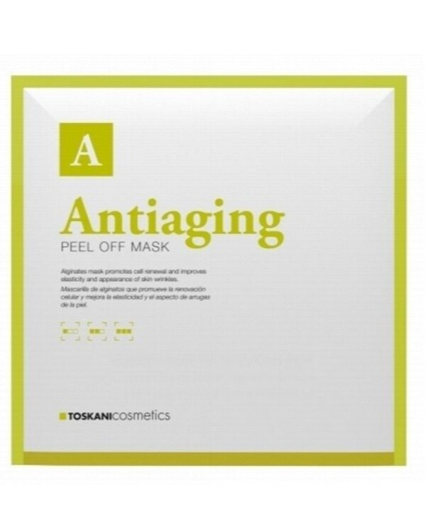Toskani Cosmetics - Anti-aging mask Anti-Aging Peel Off Mask 30ml
