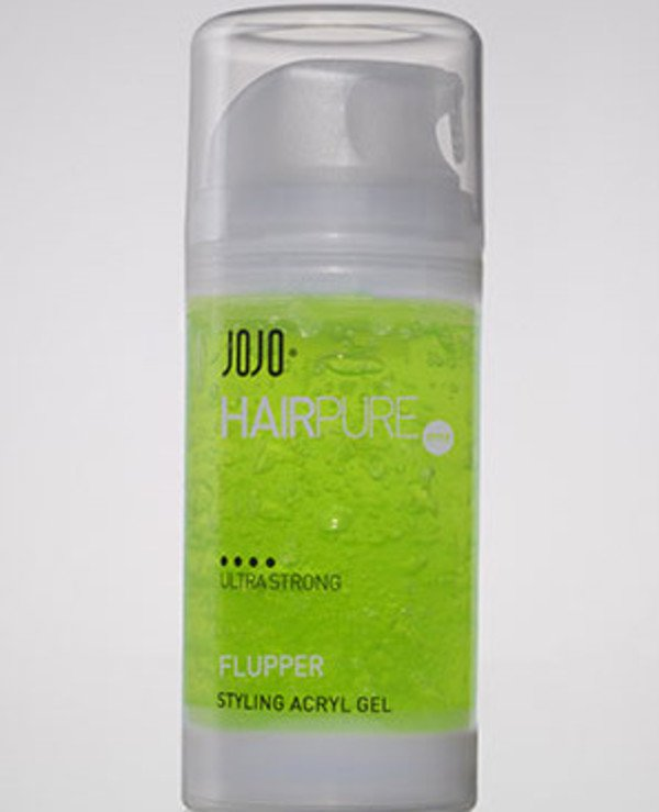 JOJO - Ultra strong hold hair styling gel Strong Flupper