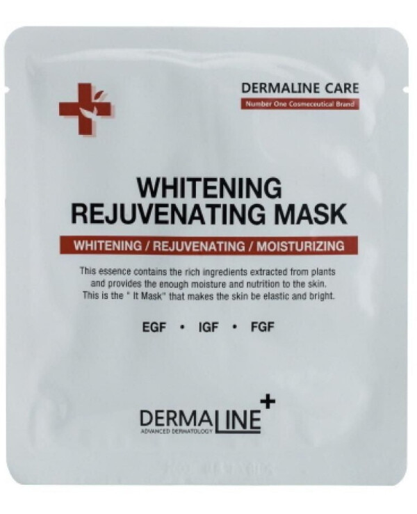 Dermaline - Whitening and Anti-Aging Mask Premium Rejuvenating Mask