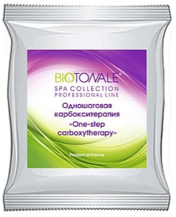 Biotonale - One-step carboxytherapy for the face One-Step Carboxytherapy