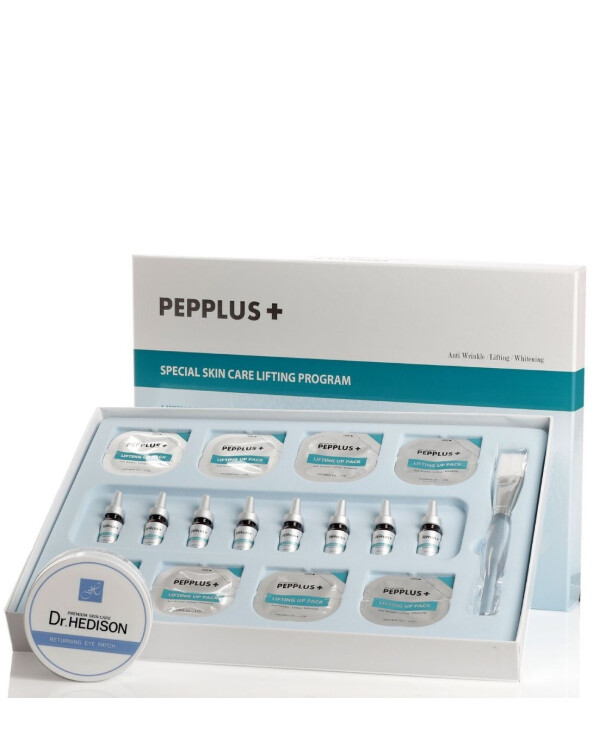 Picobio Pepplus - Face lifting mask, 8 treatments Pepplus+ Lifting Mask Picobio