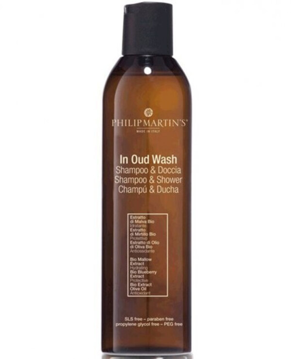 Philip Martin's - Shampoo / Shower Gel In Oud Wash