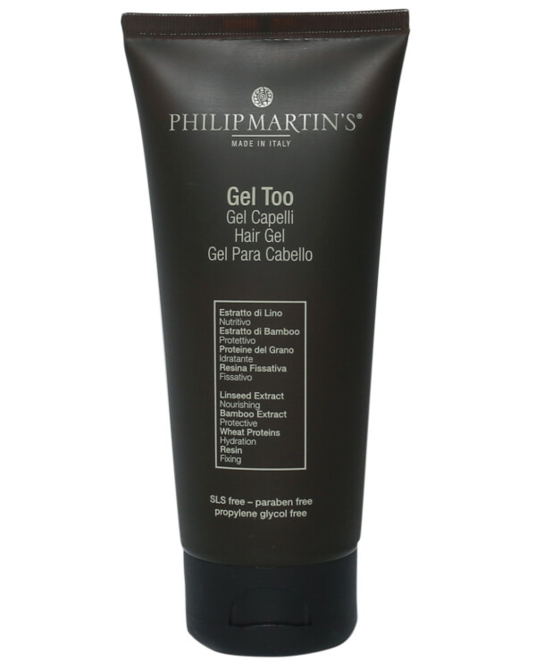 Philip Martin's - Strong hold hair gel Gel Too 250ml