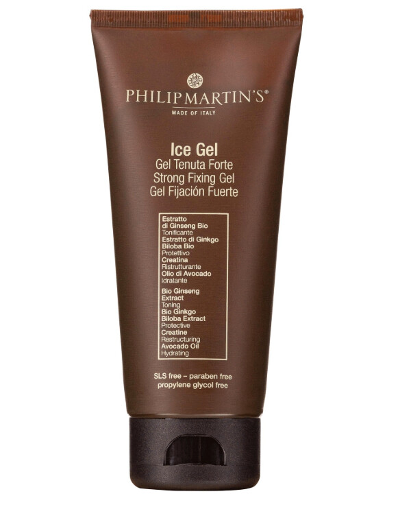 Philip Martin's - Strong hold hair gel Ice Gel 250ml