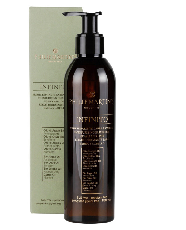 Philip Martin's - Oil for protection and hair restoration Infinito Protection Oil 250ml