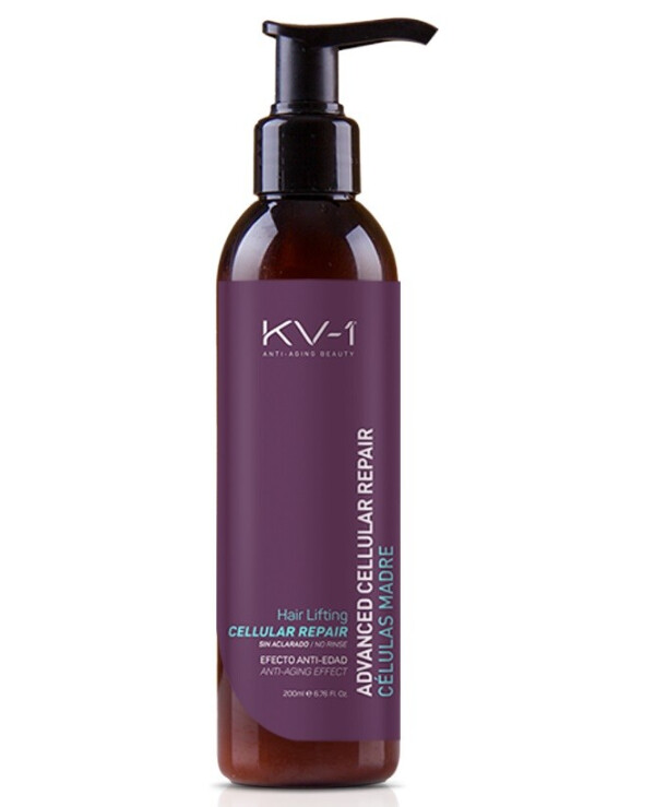 KV-1 - Крем-филлер для восстановления со стволовыми клетками Hair Lifting Advanced Cellular Repair 200мл