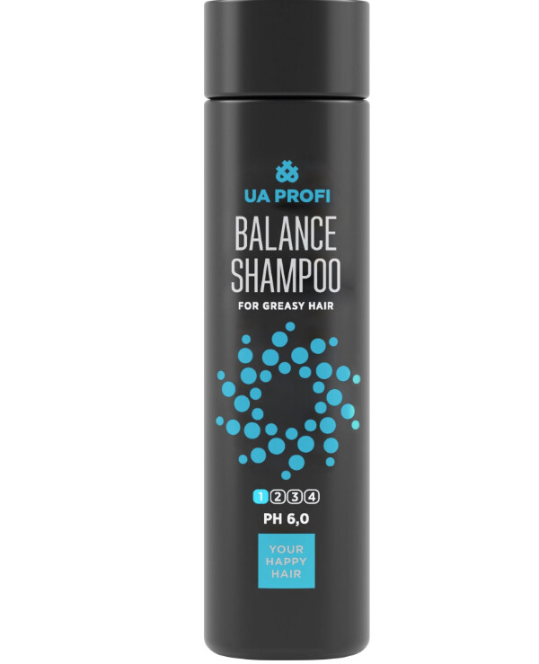 UA Profi - Shampoo for oily hair Balance shampoo 250ml