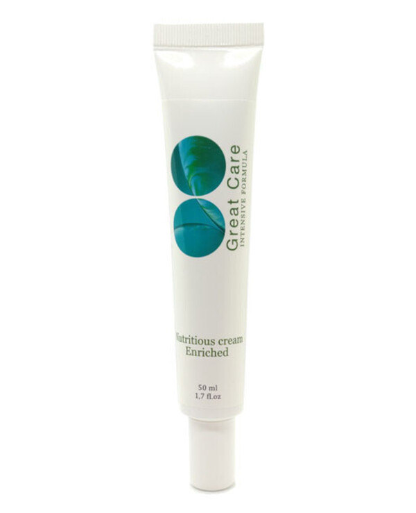 Great Care - Nutritious cream Enriched Cream 50ml