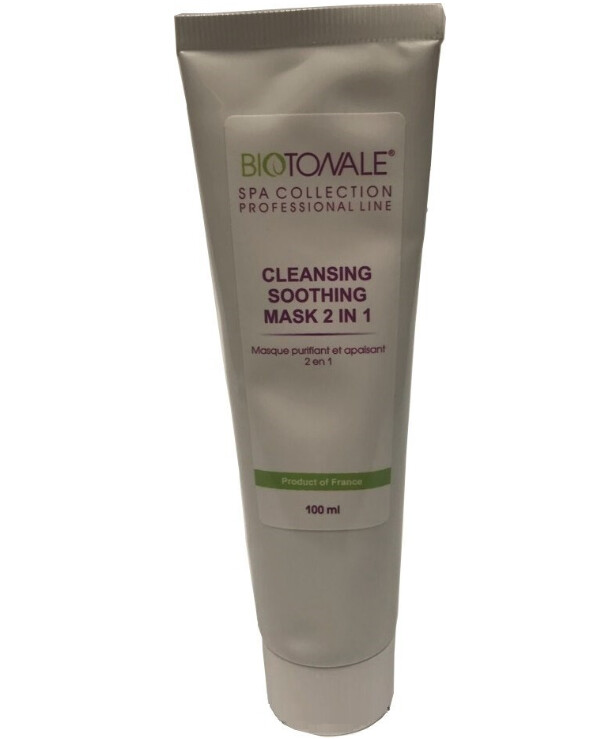 Biotonale - 2in1 Cleansing and Soothing Mask Cleansing Soothing Mask 2 in 1