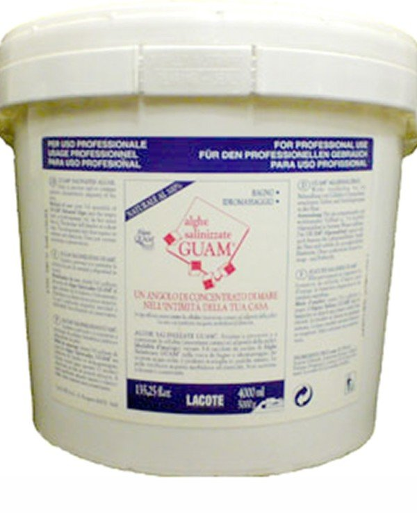 Guam - Concentrated Sea Salt Salinated Algae