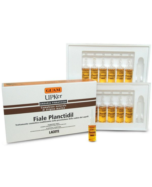 Guam - Concentrated anti-hair loss remedy PLANCTIDIL 12х7мл