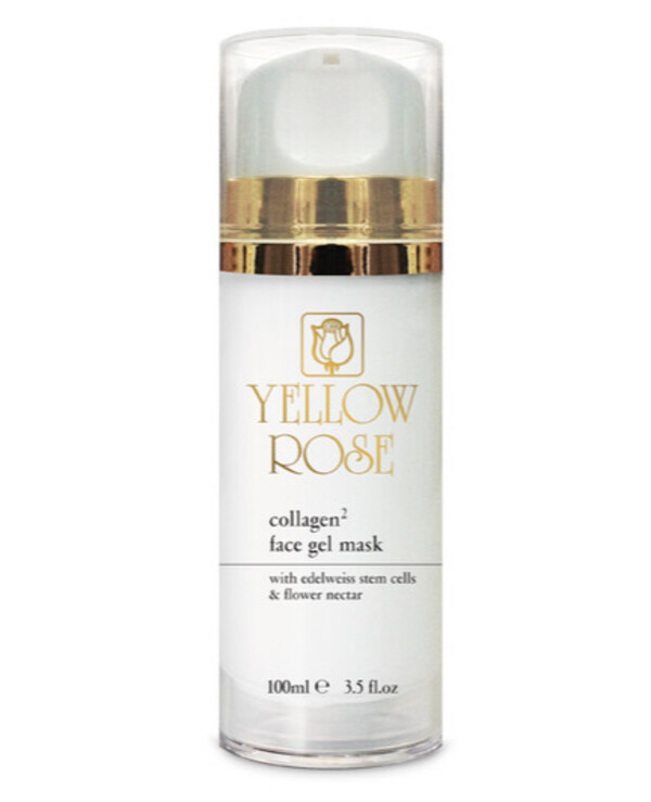 Yellow Rose - Collagen gel mask Collagen2 Gel Mask