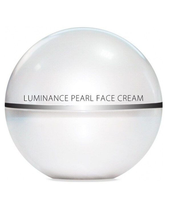 Yellow Rose - Cream with pearls Luminance Pearl Face Cream