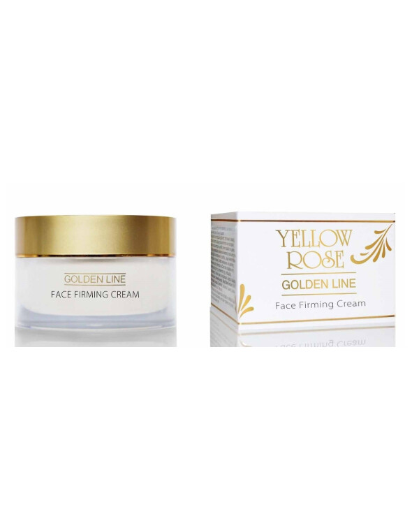 Yellow Rose - Sea Collagen Firming Face Cream Golden Line Firming Cream