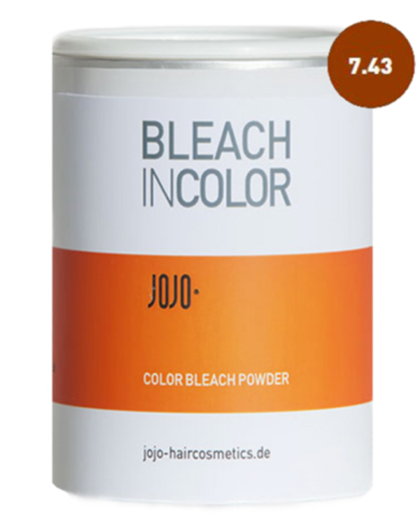 JOJO - Bleaching powder for color highlighting Rusty Blonde