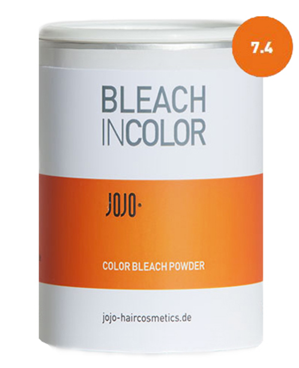 JOJO - Bleaching powder for color highlighting Copper Orange