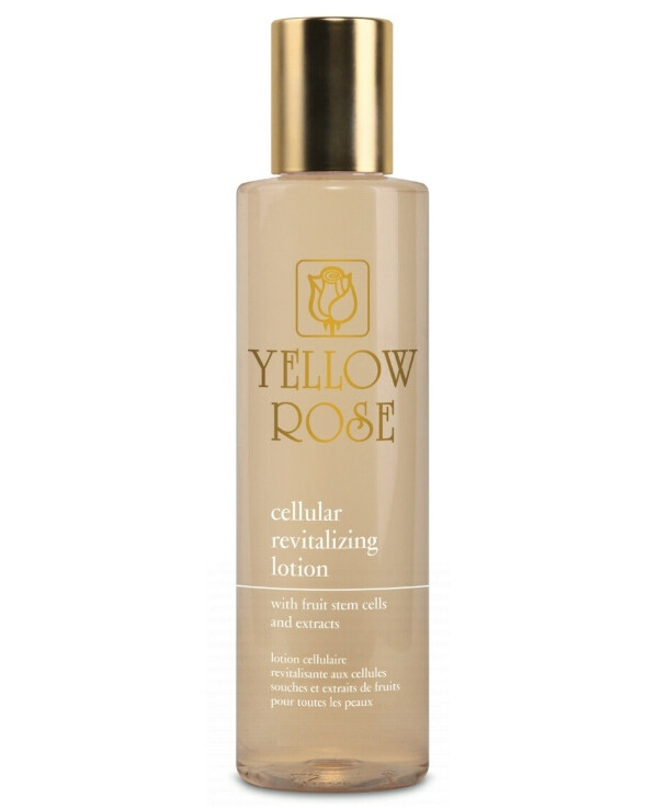 Yellow Rose - Stimulating Cell Lotion with Stem Cells Cellular revitalizing toning lotion 200ml