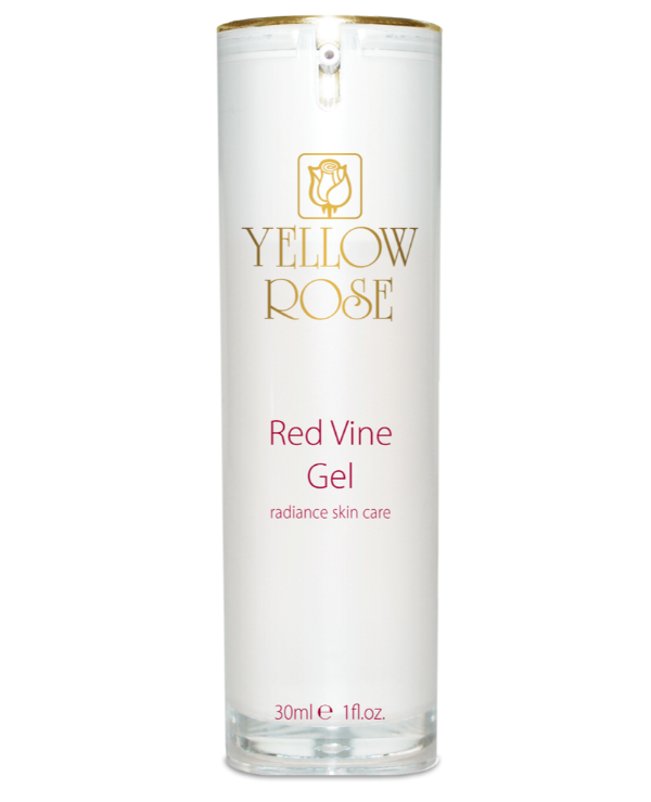 Yellow Rose - Gel with red grape polyphenols Red Vine Gel 30ml