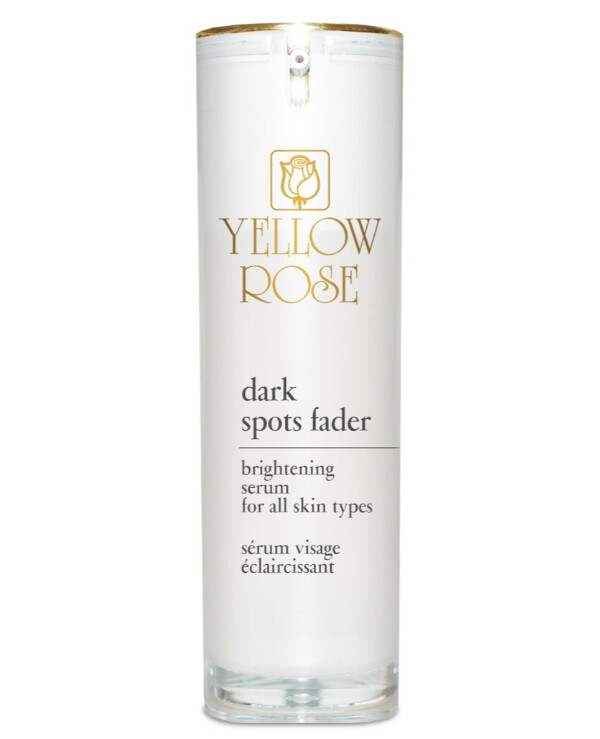 Yellow Rose - Brightening serum for face, hands and body Dark spots fader