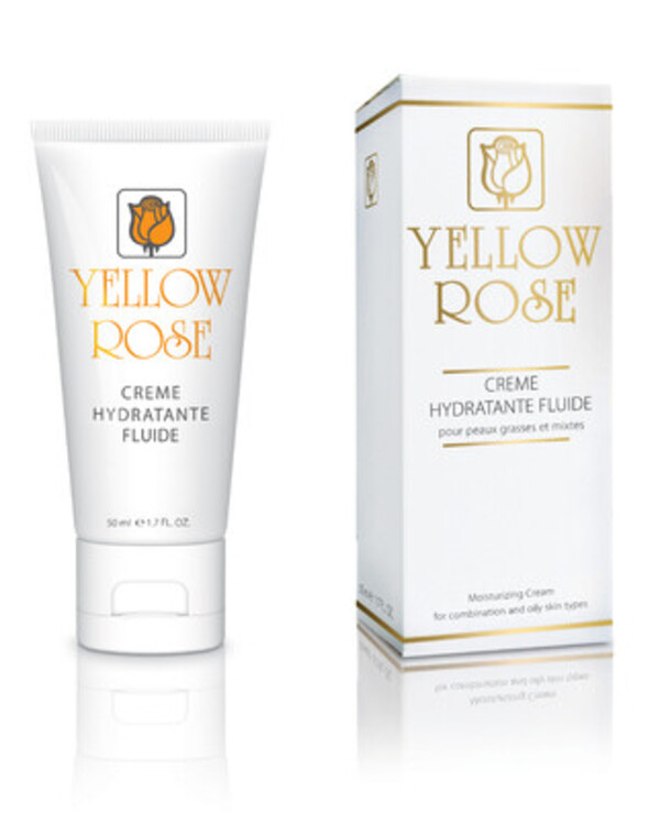 Yellow Rose - Moisturizing Day Cream Creme Hydratante Fluide