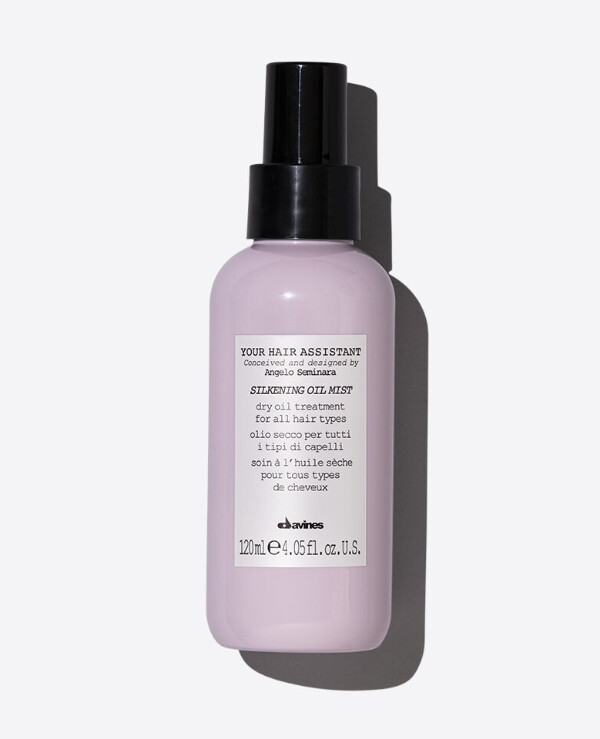 Davines - Dry hair oil for silkiness Silkening Oil Mist 120ml