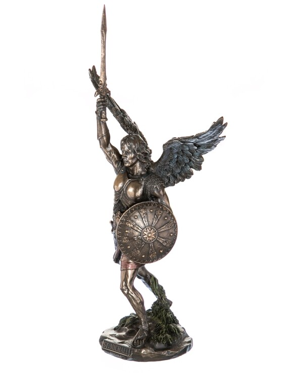 "Veronese - Figurine ""Angel"" (44 cm)  Bronze"