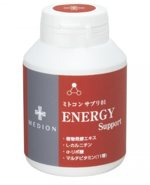 Mitochon Supplement - Multivitamin Supplement Energy Support 01