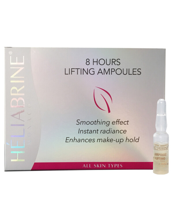 Heliabrine - Ampoules of instant beauty with an 8-hour lifting effect HP Instant Beauty Lifting Ampoules 8 Hours 3x1ml
