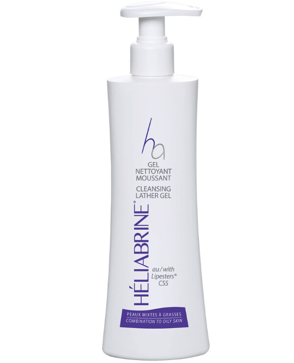 Heliabrine - Alpine Moss Cleansing Gel with Licorice Root Extract Н.А.Cleansing Lather Gel 250ml