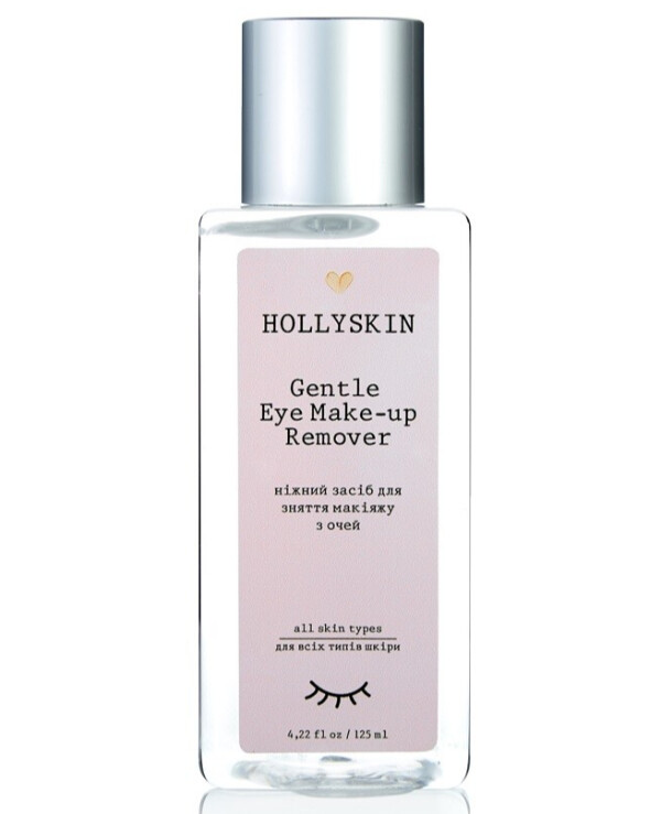 Hollyskin - A gentle eye make-up remover Gentle Eye Make-Up Remover 125ml