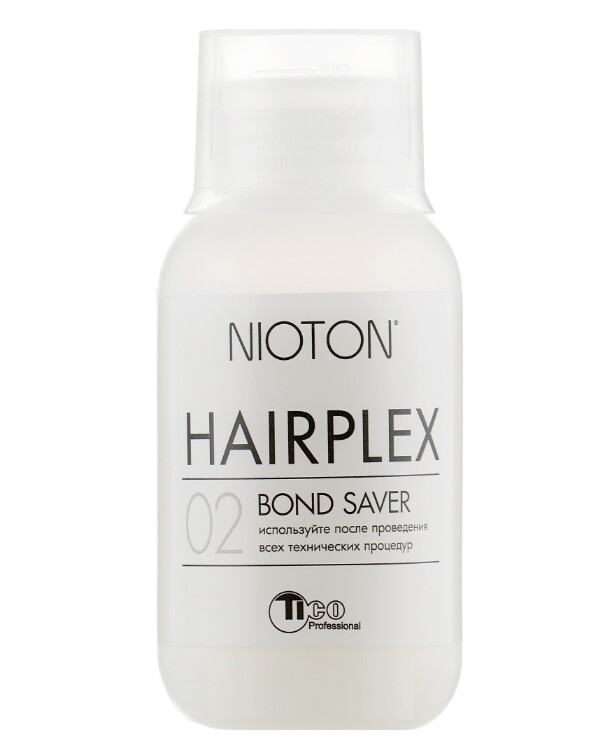 Tico Professional - Крем для волос Nioton Hairplex 02 Bond Saver 100мл