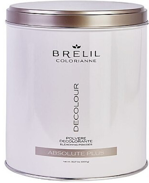 Brelil Professional - Осветляющая пудра Colorianne Prestige Absolute Bleaching Powder 1кг