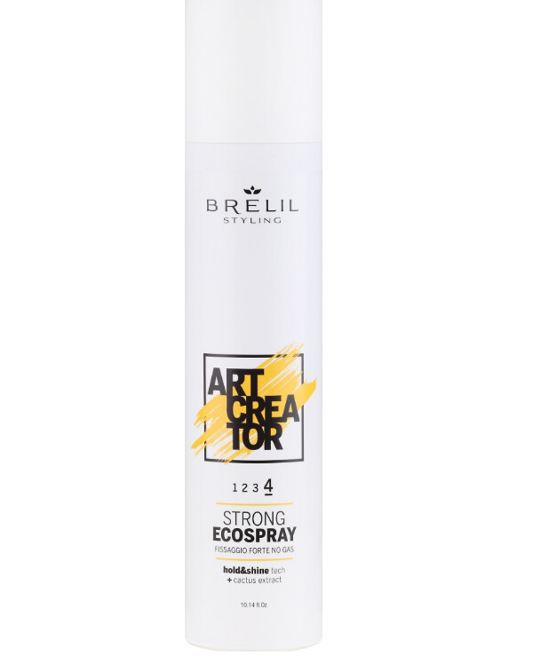 Brelil Professional - Eco-spray of strong hold Strong Ecospray Art Creator 75ml