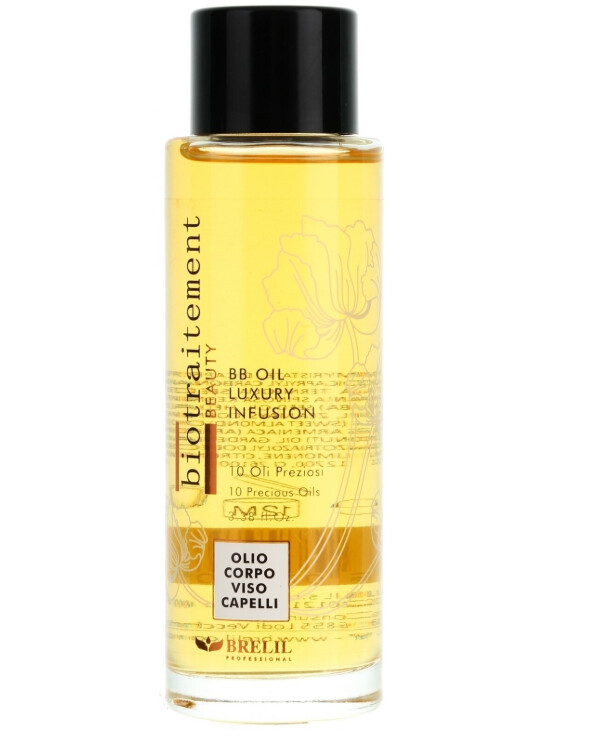 Brelil Professional Luxurious BB oil for body and hair | Luxurious BB oil for body and hair