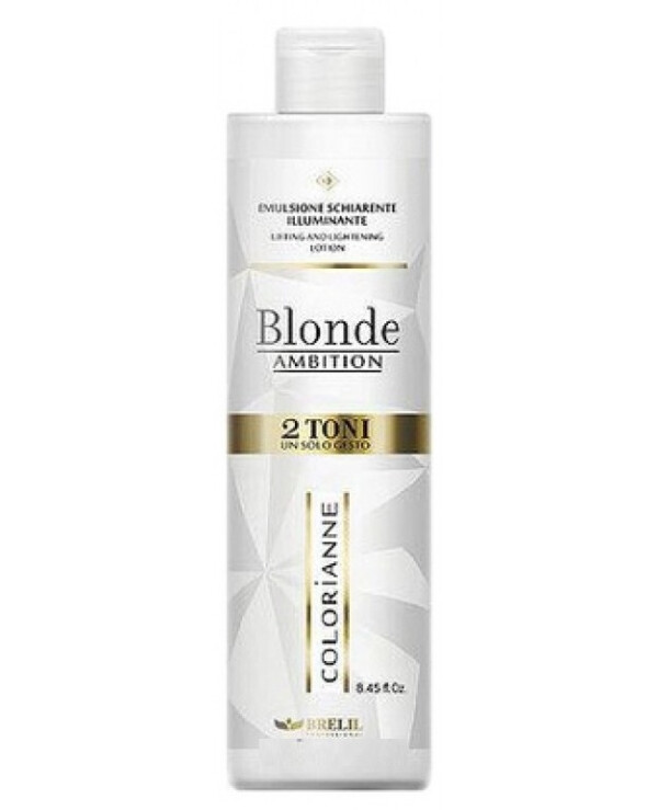 Brelil Professional - Brightening hair lotion Colorianne Blonde Ambition 250ml