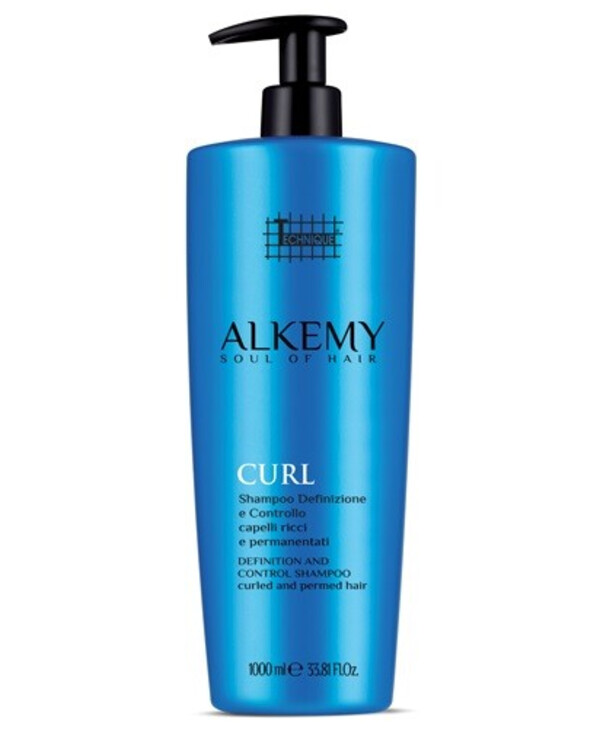 Technique Italy - Shampoo for curly hair Alkemy Curl shampoo 1000ml