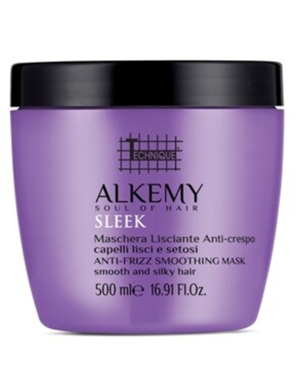 Technique Italy - Smoothing mask Alkemy Sleek Anti-Frizz Smoothing Mask 500ml