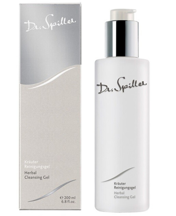 Dr. Spiller - Cleansing herbal gel Cleansing Line Herbal Cleansing Gel 200ml